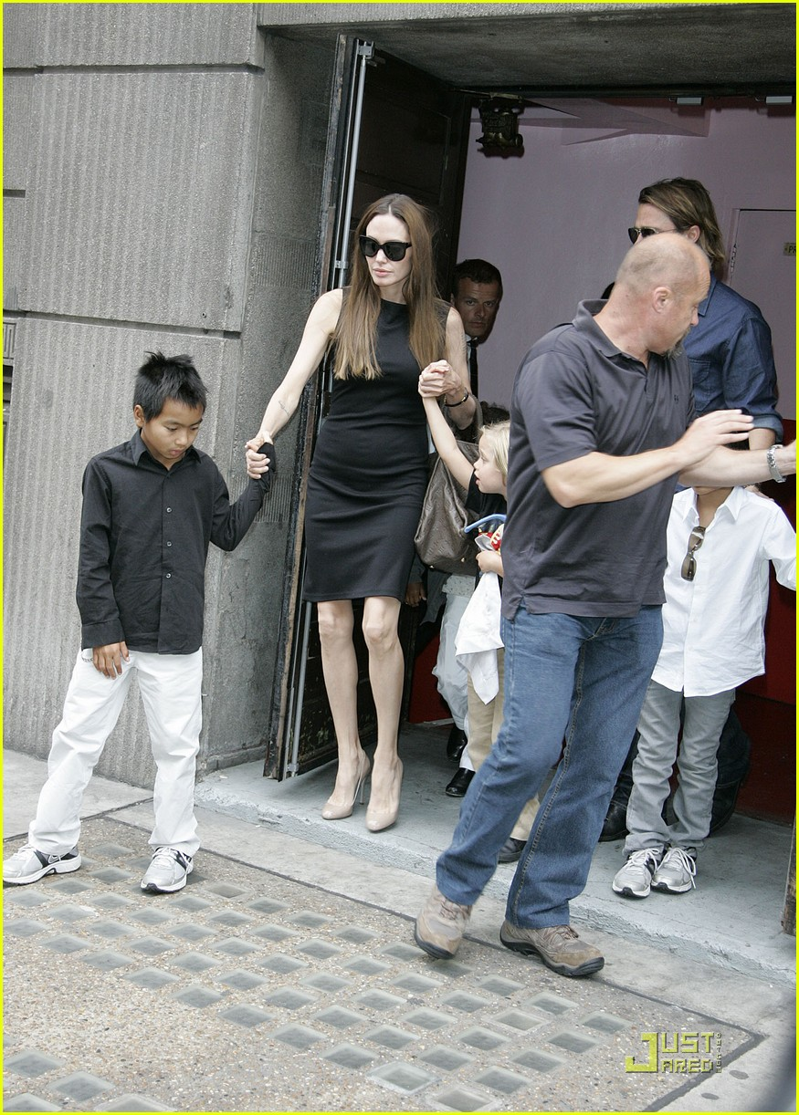 angelina jolie brad pitt wicked 06