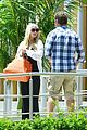 jessica simpson eric johnson jet la 08
