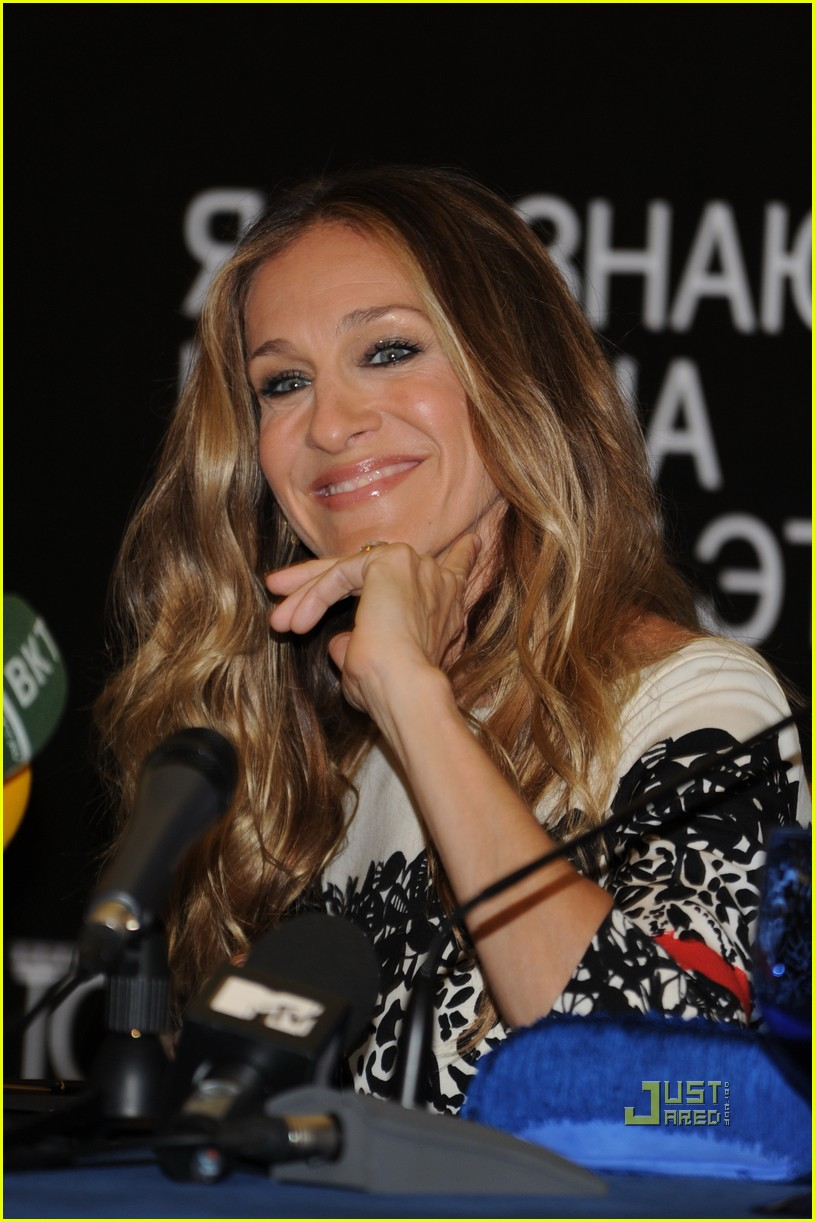 sarah jessica parker dont know how she does it russia 11