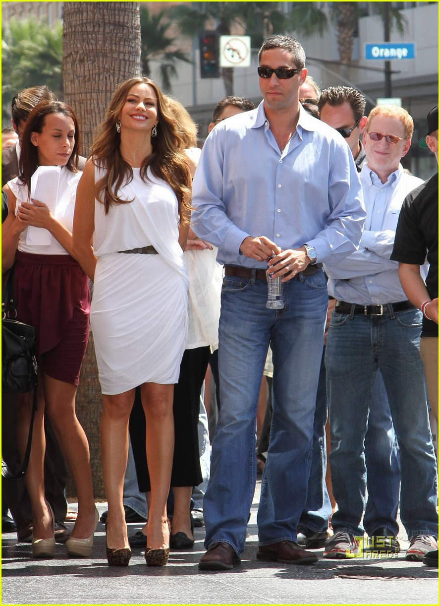 sofia vergara walk of fame 05