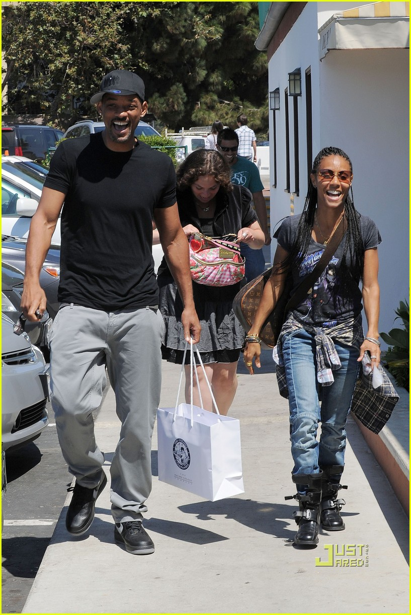 will smith jada pinkett smith malibu 09