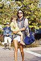 alessandra ambrosio family day 06