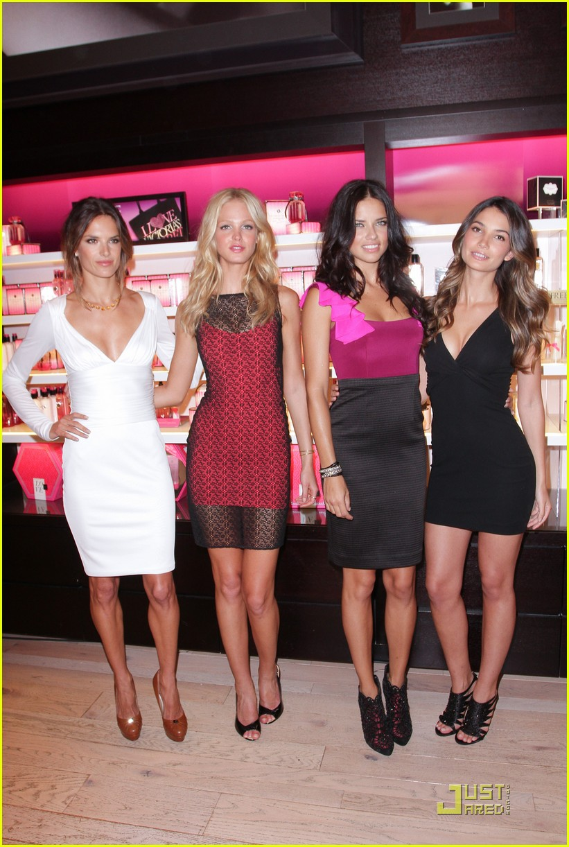 alessandra ambrosio adriana lima fashions night out 01