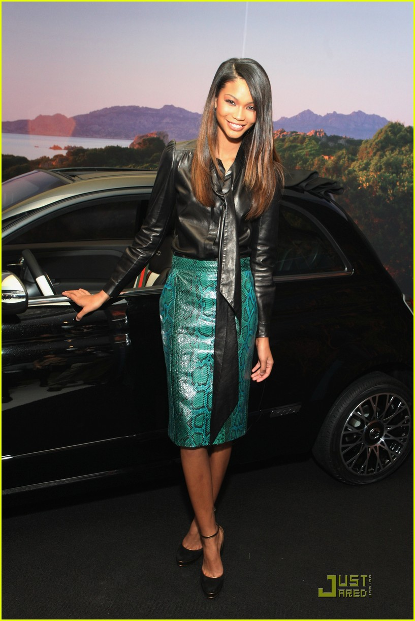 alessandra ambrosio adriana lima fashions night out 032578448