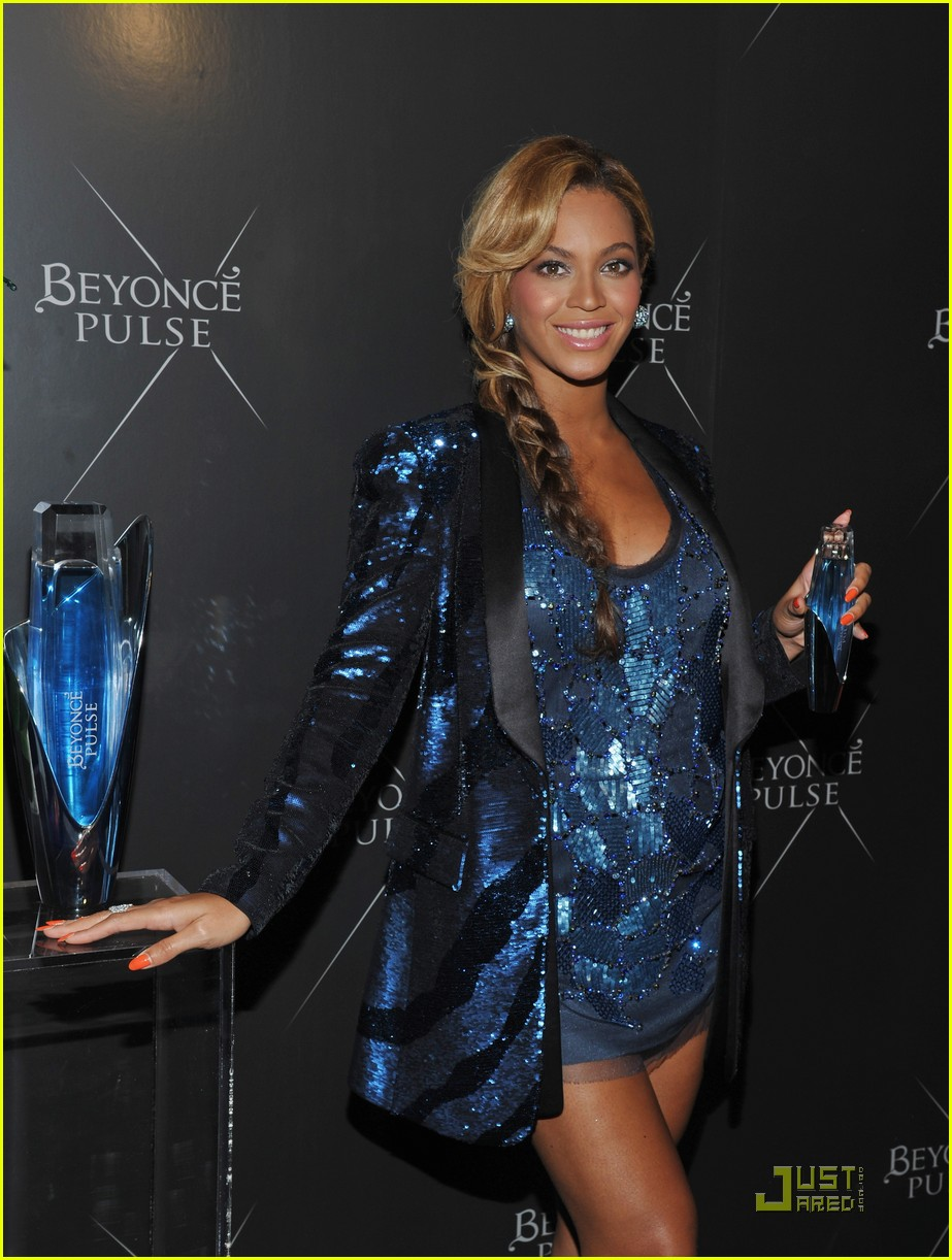 beyonce pulse launch 01