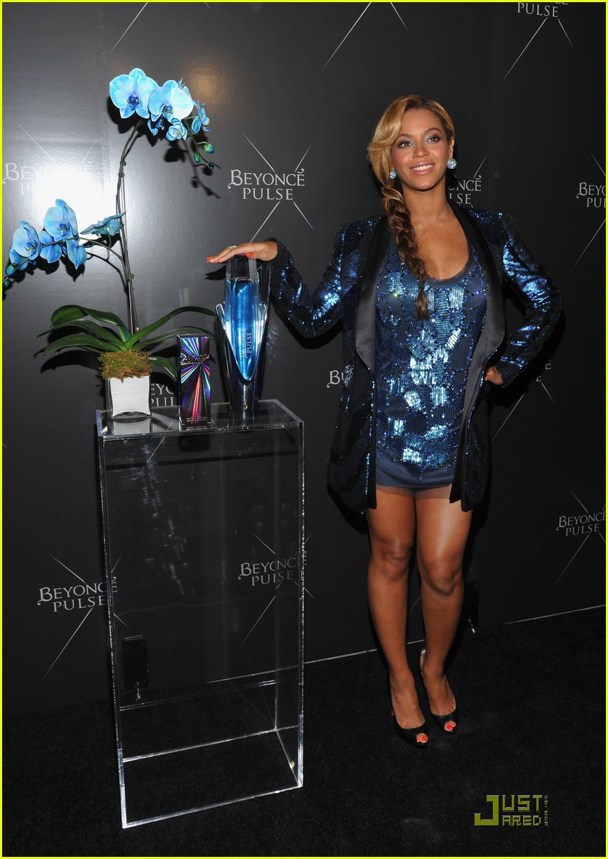 beyonce pulse launch 04