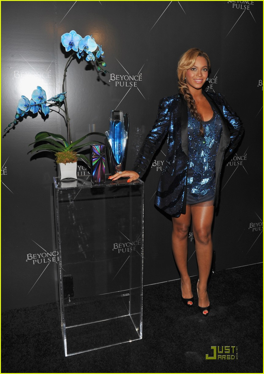 beyonce pulse launch 06