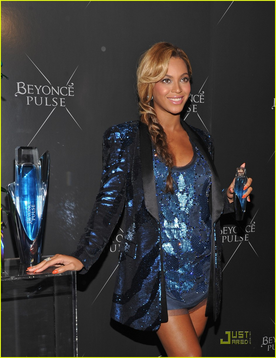 beyonce pulse launch 11