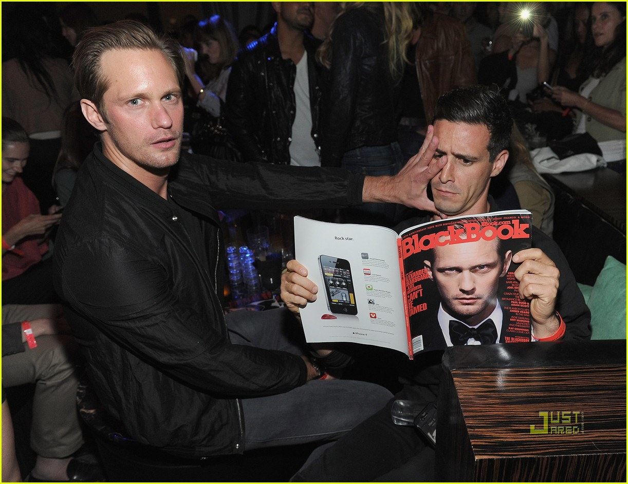 alexander skarsgard blackbook party 092577696