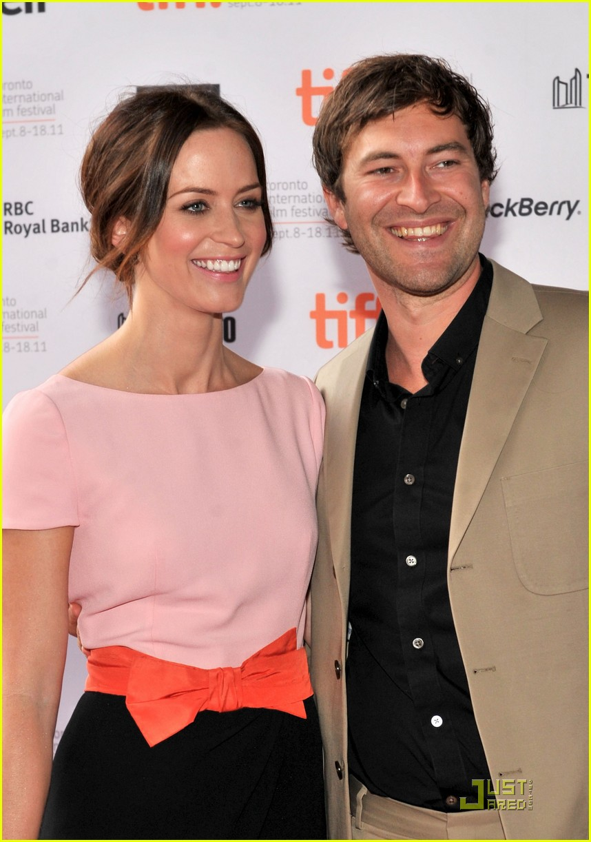 Emily Blunt: \'Your Sister\'s Sister\' Premiere with Ewan McGregor ...