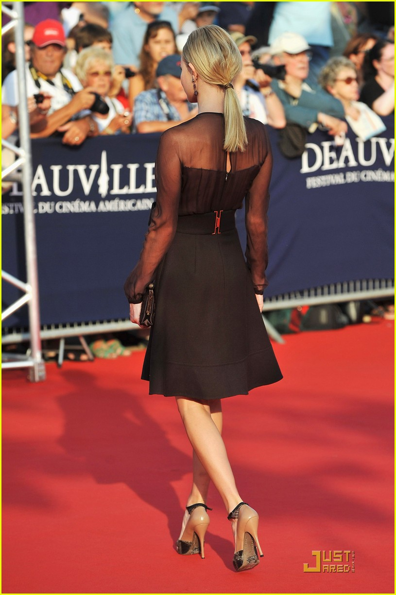kate bosworth deauville film festival opening ceremony 13