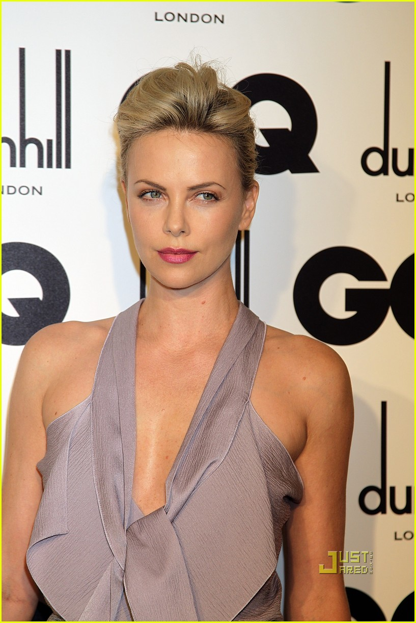 charlize theron gq men of the year 08