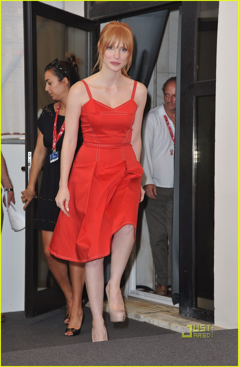jessica chastain al pacino wild salome photo call 12
