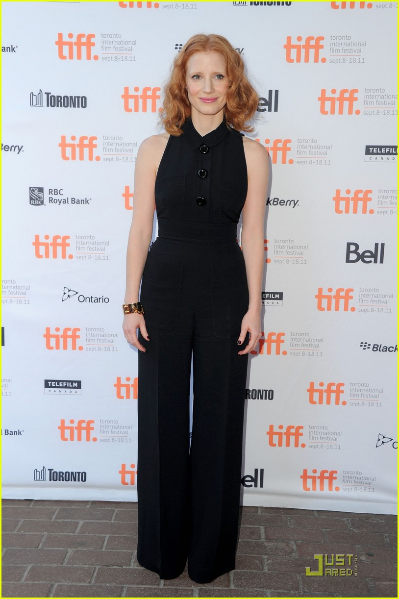jessica chastain take shelter premiere tiff 12