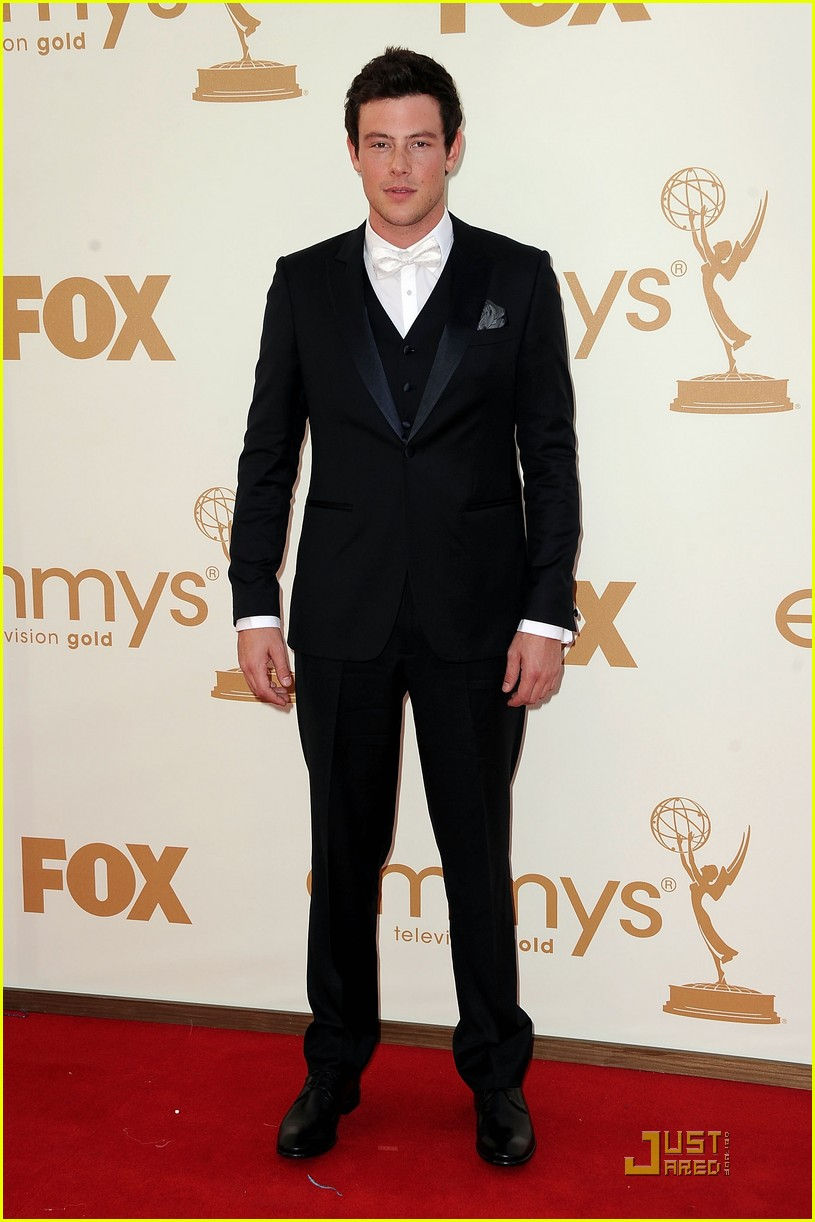 glee cast emmys 2011 09