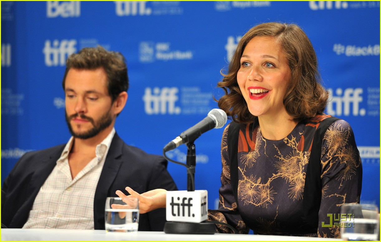 maggie gyllenhaal hugh dancy hysteria press conference 12