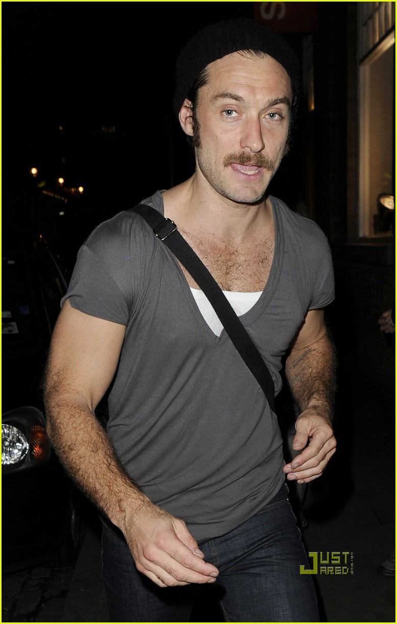 jude law mustache donmar warehouse anna christie 092580092