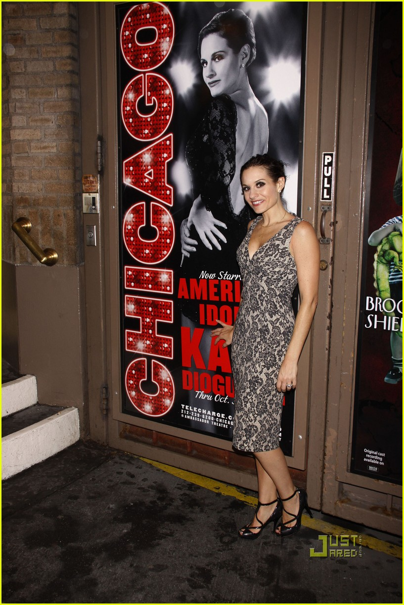 kara dioguardi chicago opening night 04