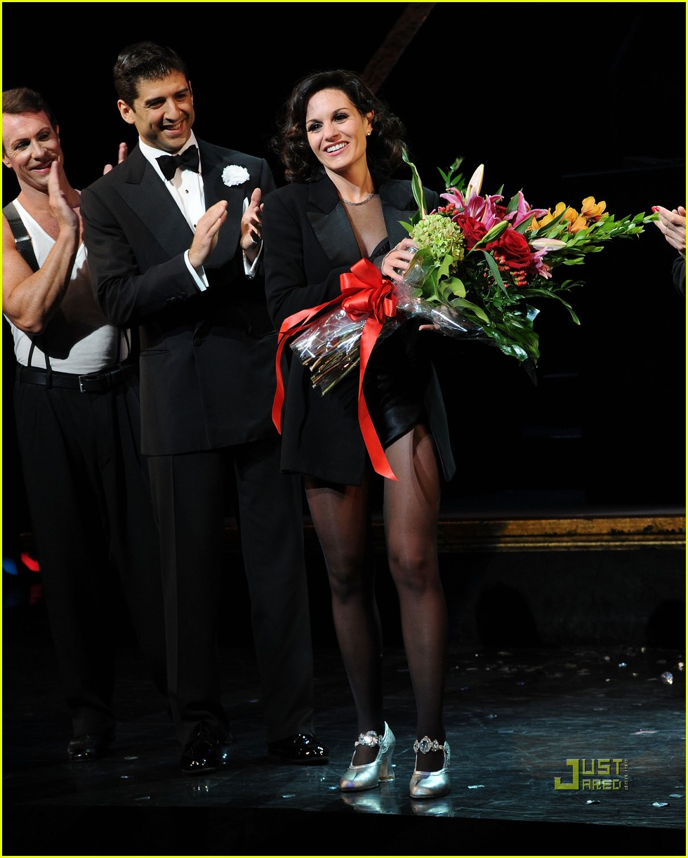 kara dioguardi chicago opening night 06