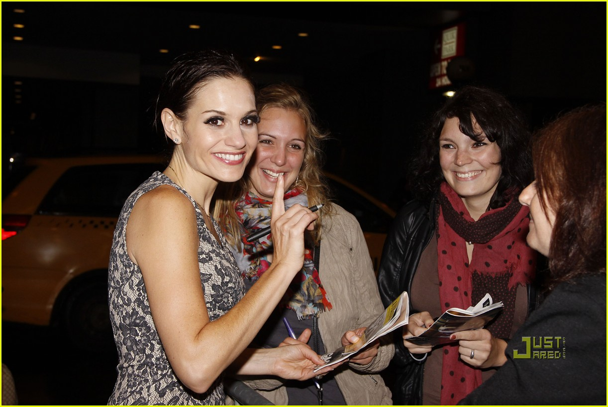 kara dioguardi chicago opening night 10