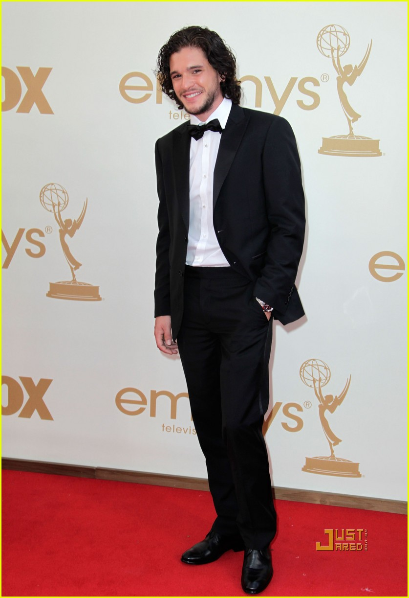 kit harington emmys lena headey 02