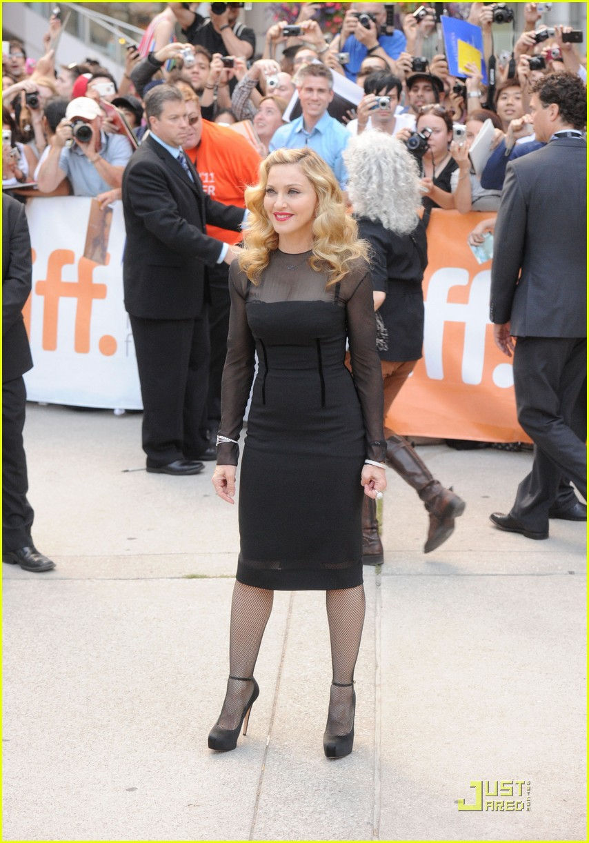 madonna abbie cornish premiere we tiff 10