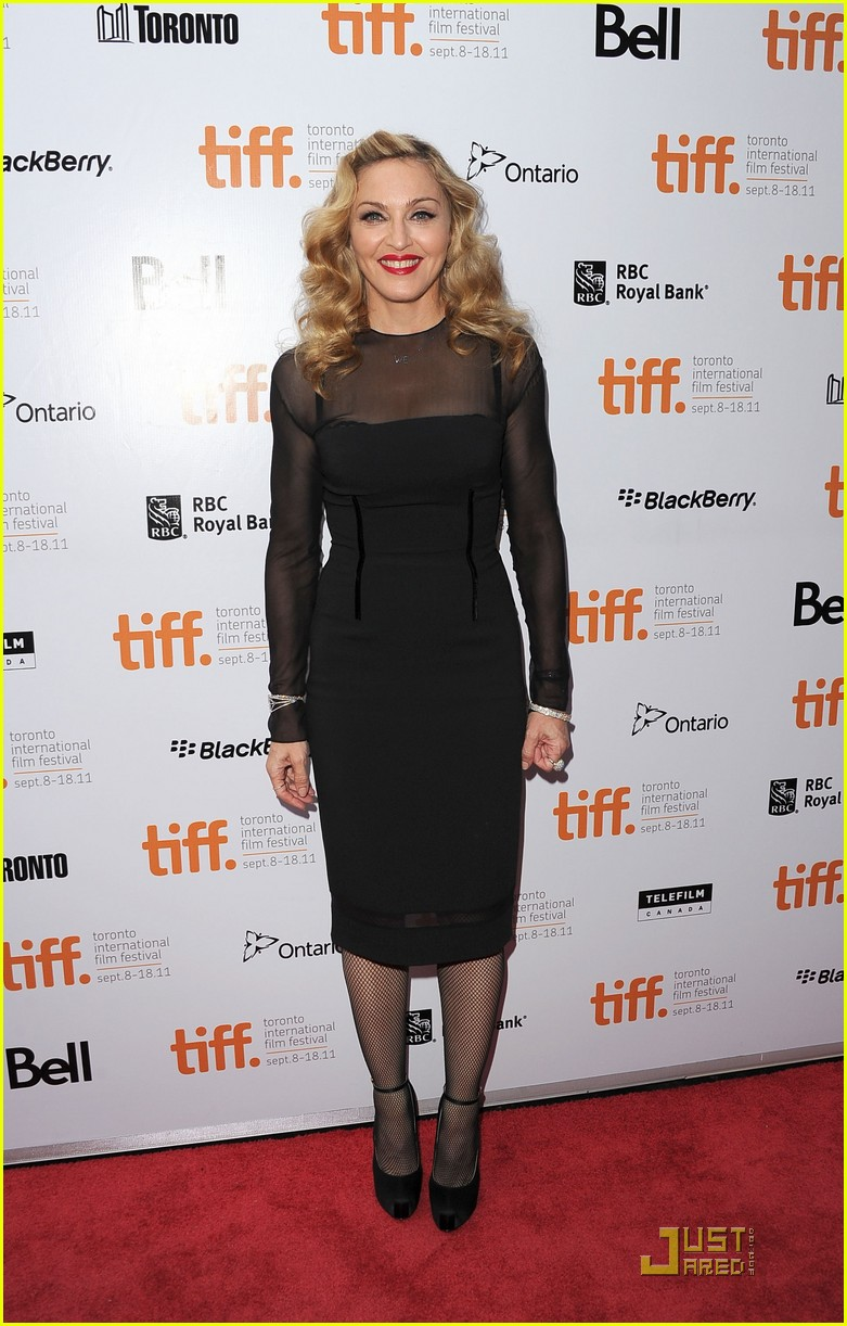 madonna abbie cornish premiere we tiff 11