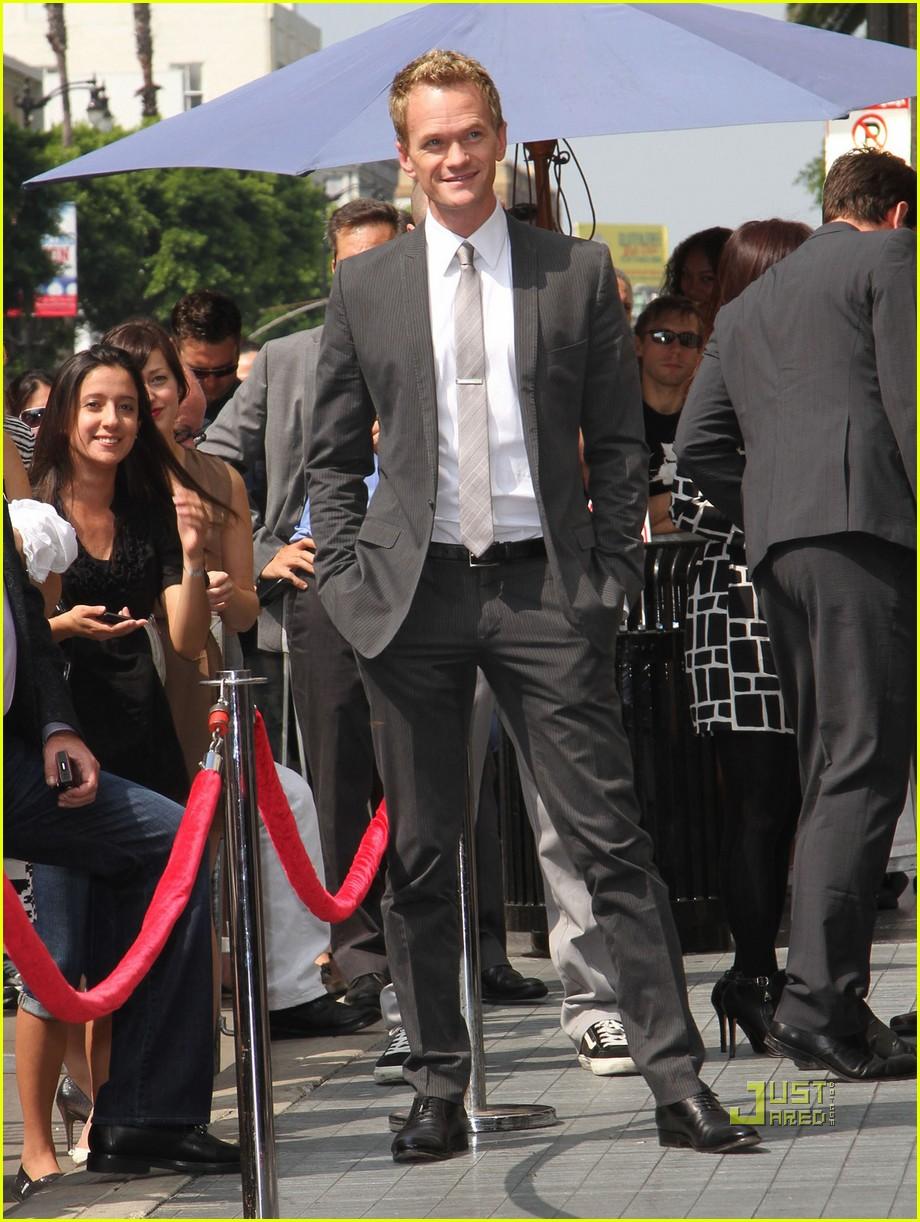 neil patrick harris hollywood walk of fame 12