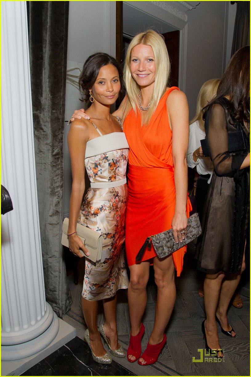 gwyneth paltrow coach dinner thandie newton 01