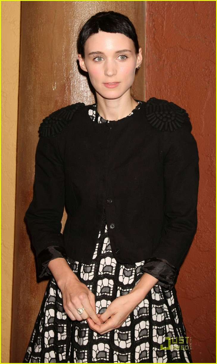 rooney mara tanner hall screening 022577477