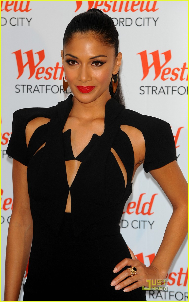 nicole scherzinger westfield 25
