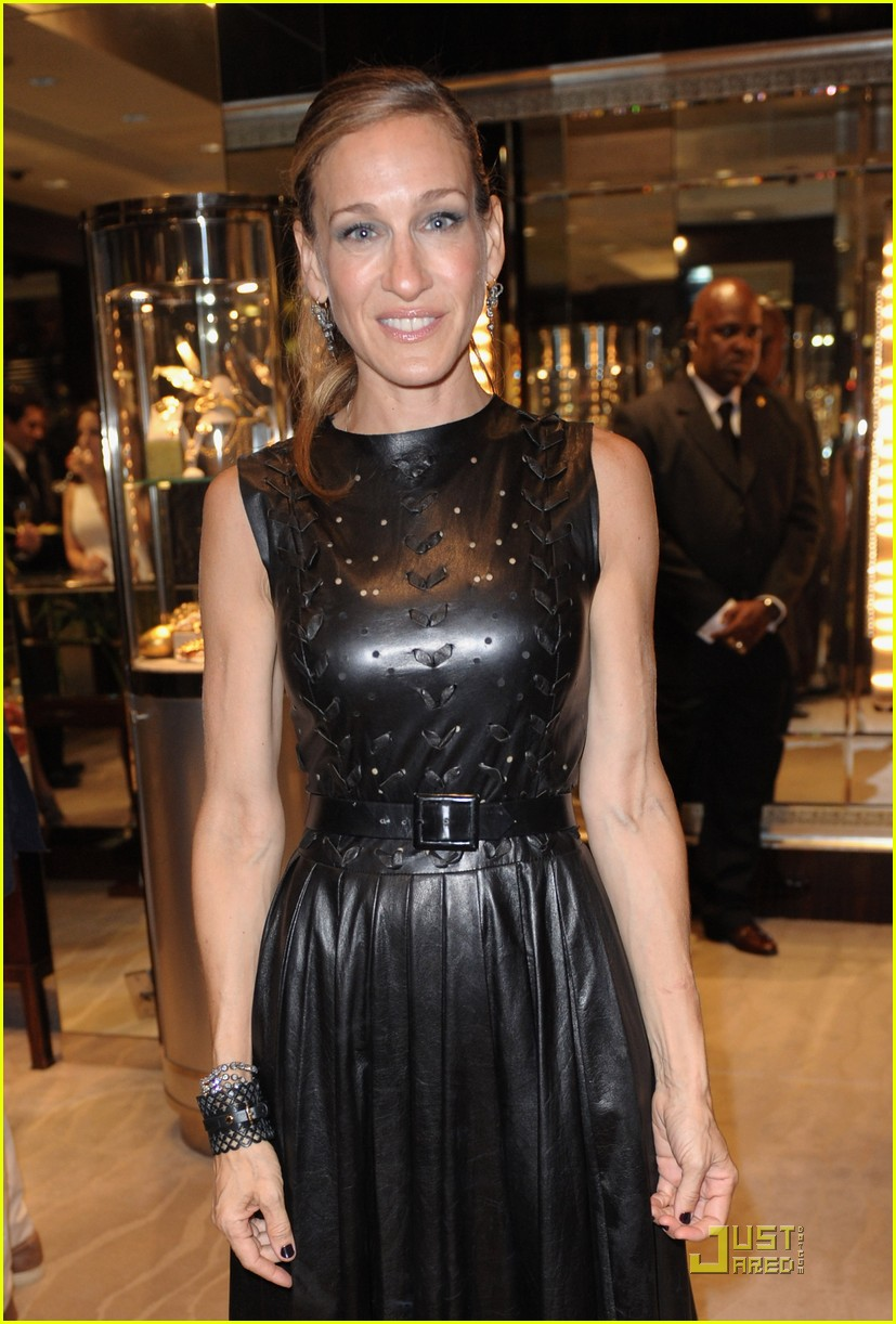 sarah jessica parker fashions night out 02