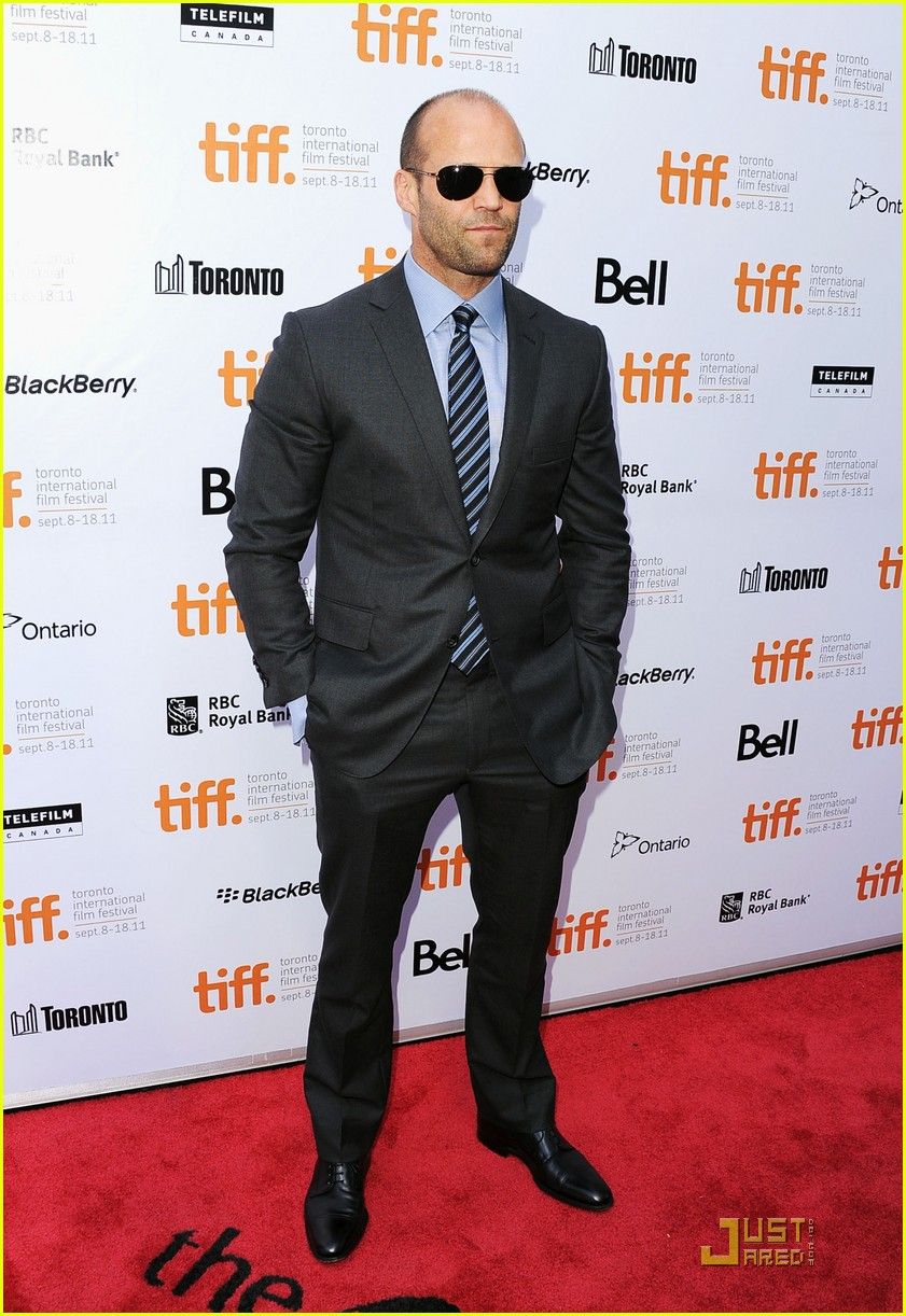 jason statham clive owen killer elite premiere 12