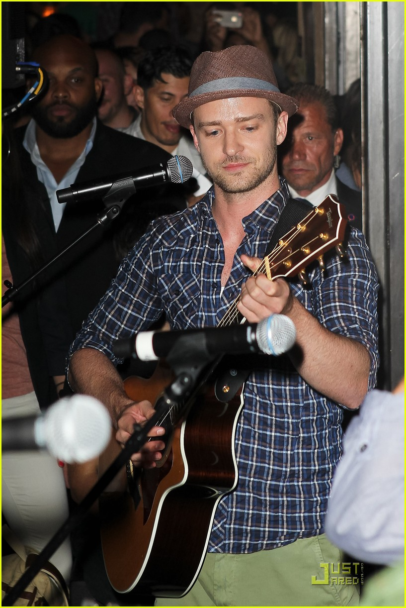 justin timberlake southern hospitality surprise 08
