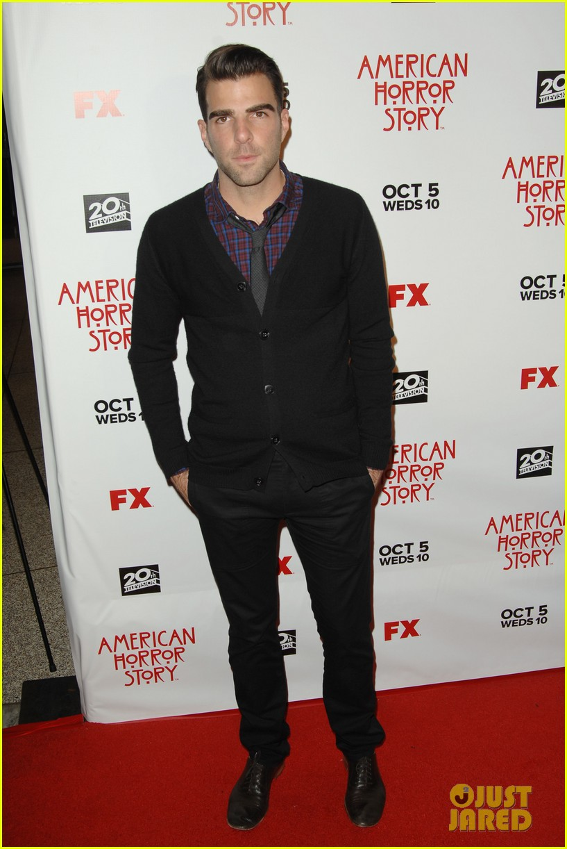 zachary quinto american horror story 022586699