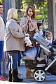 jessica alba central park with the family 14