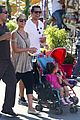 jessica alba family fun day 18