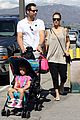 jessica alba family fun day 20