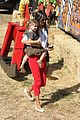 alessandra ambrosio pumpkin patch with anja 01