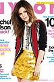 rachel bilson nylon november 01