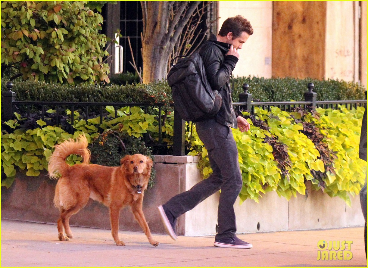 Ryan Reynolds Blake Lively Apartment Sunday 06