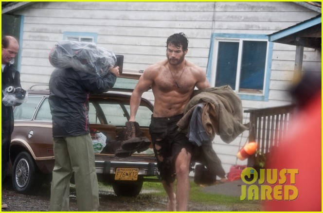 henry cavill superman set 01