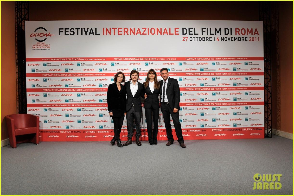 penelope cruz emile hirsch rome film festival 13