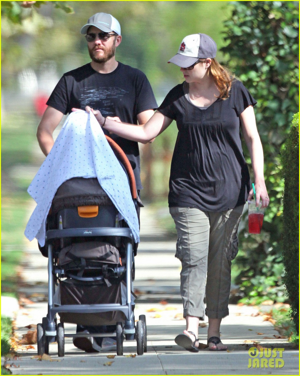 Image result for jenna fischer and baby
