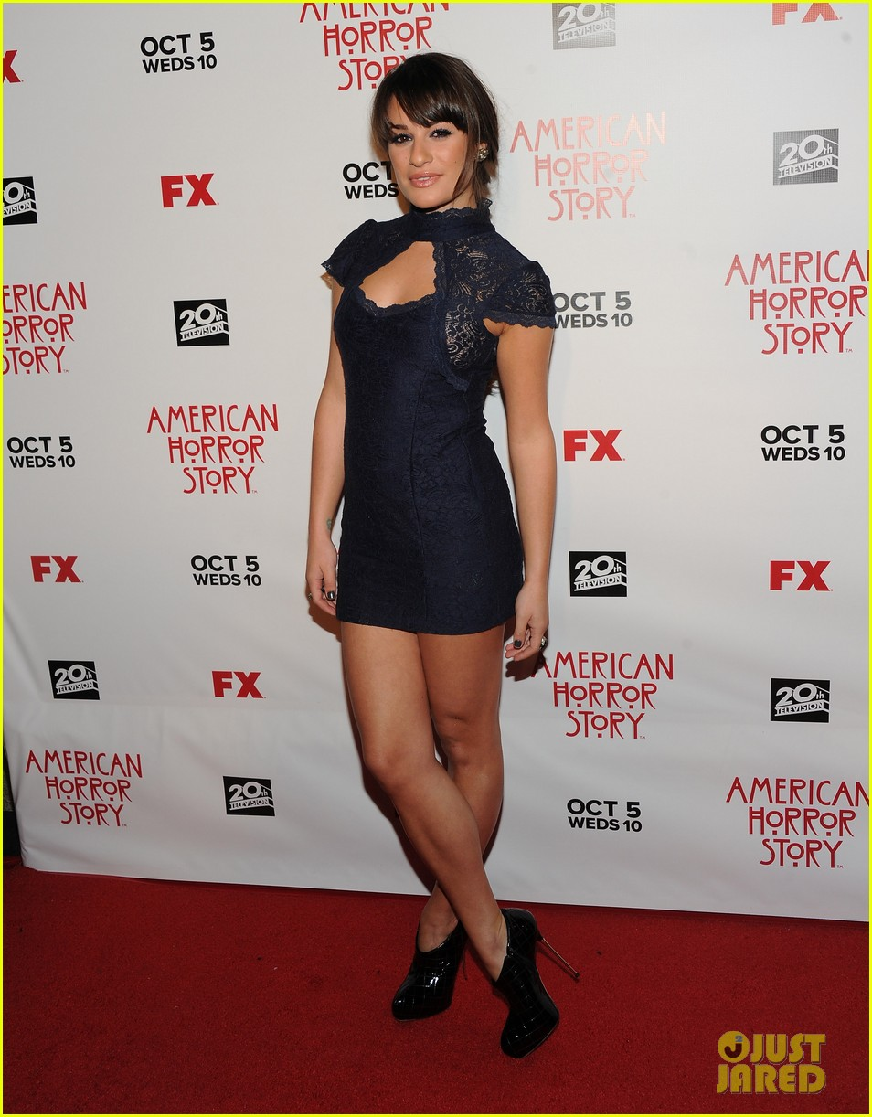 glee cast american horror story premiere 092586551