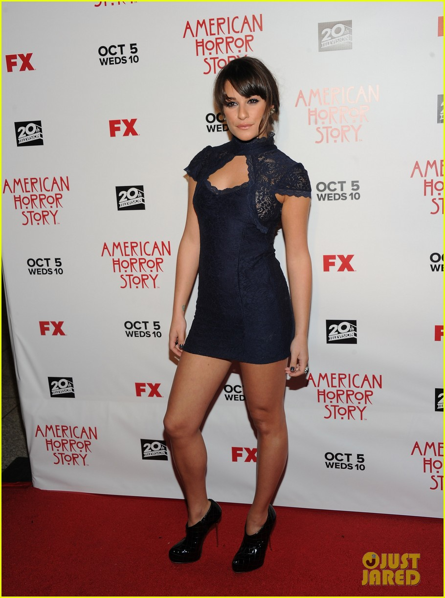 glee cast american horror story premiere 19