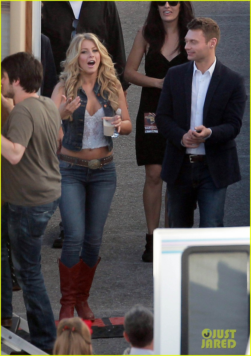Full Sized Photo Of Julianne Hough Kenny Wormald Footloose