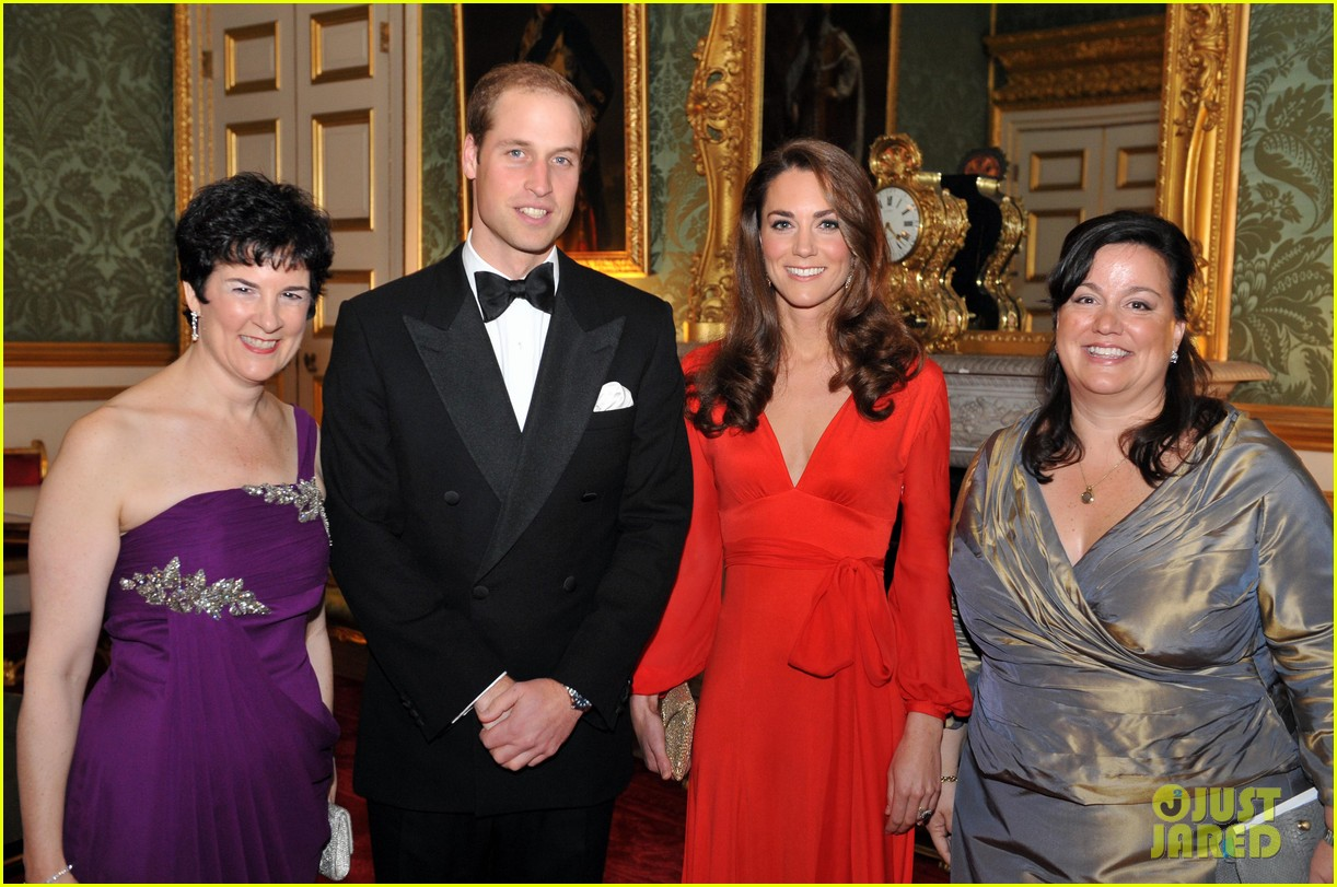 Full Sized Photo Of Prince William Kate Charity Dinner