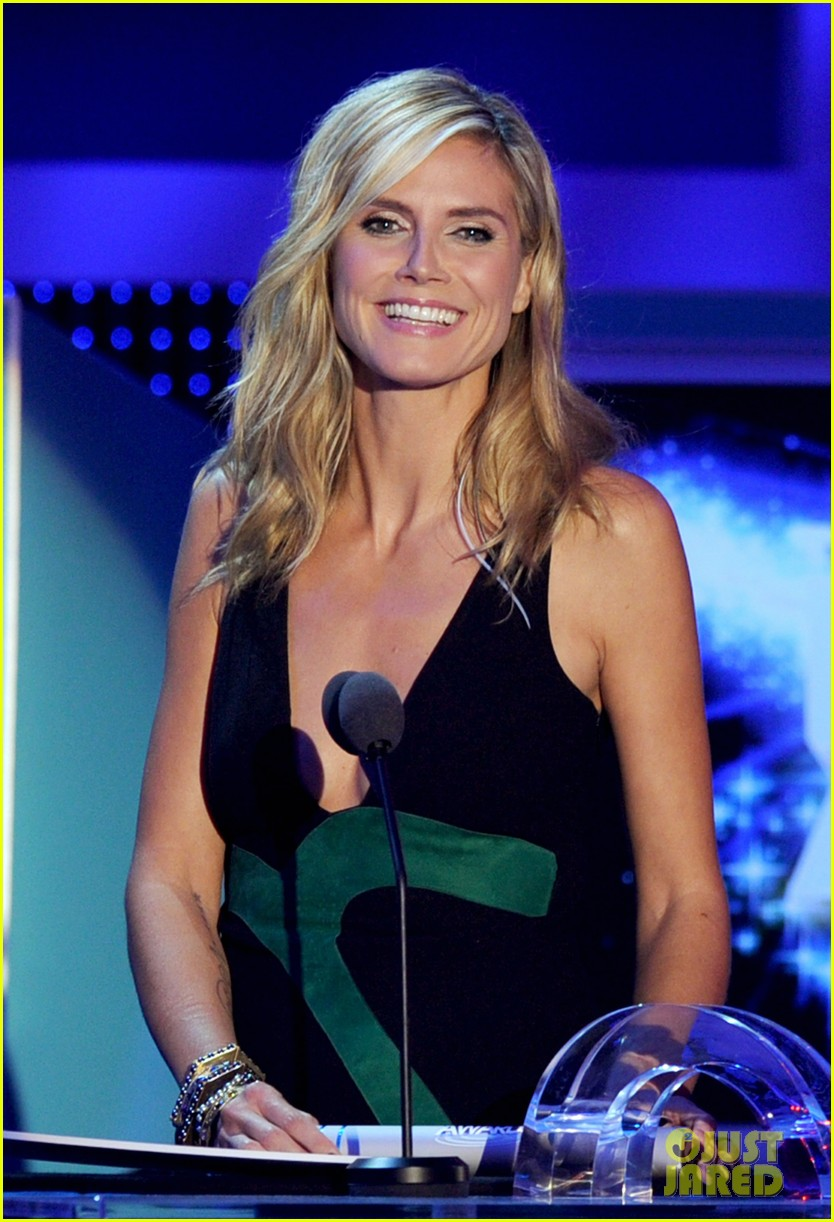 heidi klum teennick halo awards 052594316