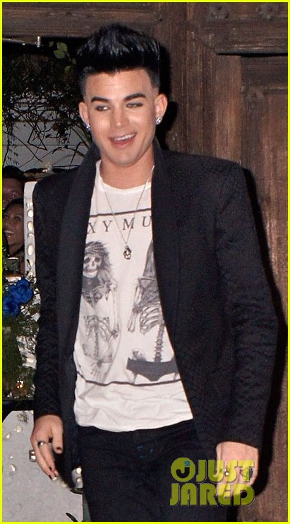 adam lambert sauli koskinen little door 04